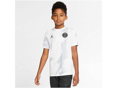 """NIKE Kinder Fußballtrikot """"Dri-Fit PSG"""" Weiß"""