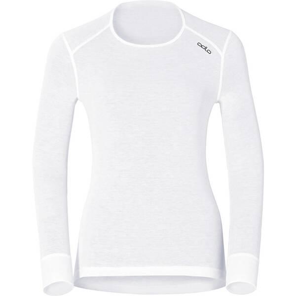 ODLO Damen Unterwäscheoberteil Shirt Crew Neck Warm