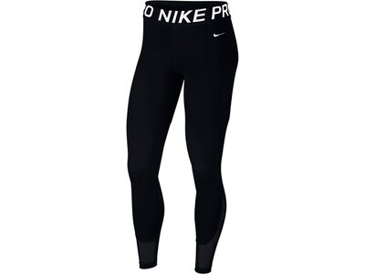 "NIKE Damen Trainingstights ""Pro"" Schwarz"