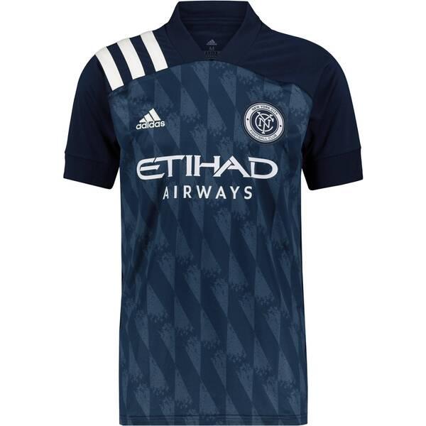 "ADIDAS Herren Fußballtrikot ""New York City FC Away Saison 2020/21"" Replica"