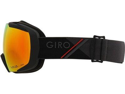 "GIRO Skibrille ""Onset"" Schwarz"