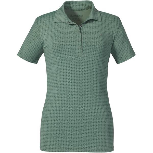 SCHÖFFEL Damen Poloshirt Altenberg1