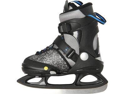 """K2 Jungen Eishockey-Schlittschuhe """"Raider Ice"""" Schwarz"""