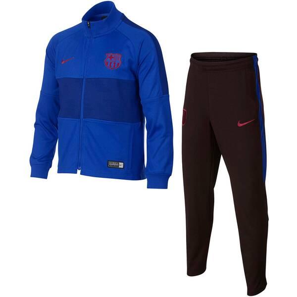 "NIKE Kinder Fußball-Trainingsanzug ""FC Barcelona Strike"""