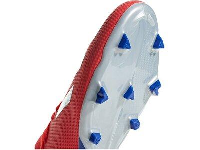 ADIDAS Fußball - Schuhe - Nocken X Virtuso 18.3 FG Rot