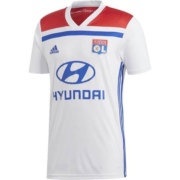 ADIDAS Herren Olympique Lyon Heimtrikot