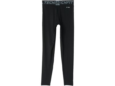 ADIDAS Herren Trainingsthight Techfit Base Long Tight Schwarz