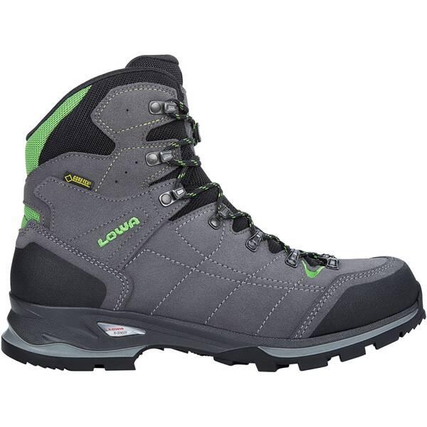 LOWA Herren Trekkingschuhe Vantage GTX Mid   Schuhe > Outdoorschuhe   Grau - Grün   LOWA