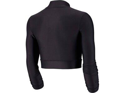 "NIKE Damen Fitness-Shirt ""Tech Pack"" Langarm Grau"