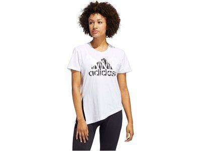 """ADIDAS Damen T-Shirt """"IKAT BOS TEE"""" Pink"""