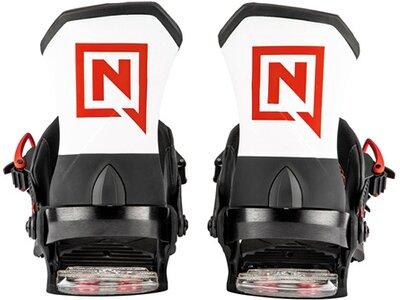 "NITRO Snowboard-Softbindung ""Team Pro"" Schwarz"