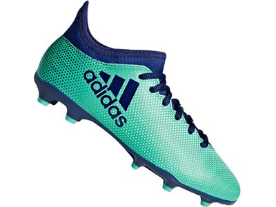 ADIDAS Fußball - Schuhe Kinder - Nocken X 17.3 FG J Kids Grün
