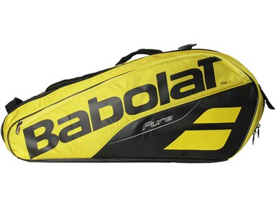 "BABOLAT Tennisschlägertasche ""X12 Pure Aero"" Gelb"