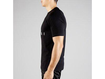 T-Shirt Brand Basic T-Shirt Schwarz