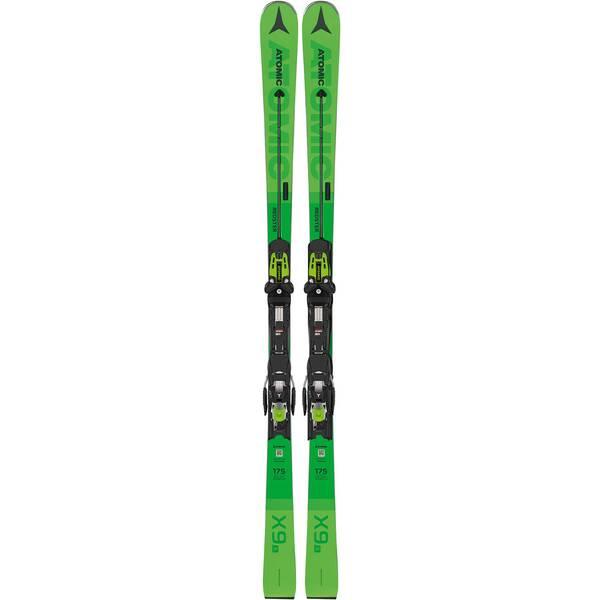 """ATOMIC Slalom Skier """"Redster X9 S"""" inkl. Bindung """"X 12 TL GW"""""""