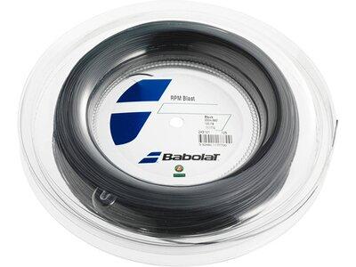 """BABOLAT Tennissaite """"RPM Blast"""" 200 m Schwarz"""