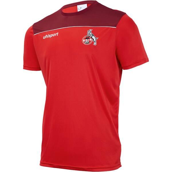 UHLSPORT Replicas - T-Shirts - National 1. FC Köln Poly T-Shirt