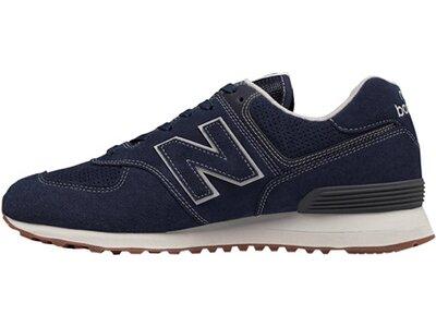 """NEWBALANCE Herren Sneaker """"574"""" Grau"""
