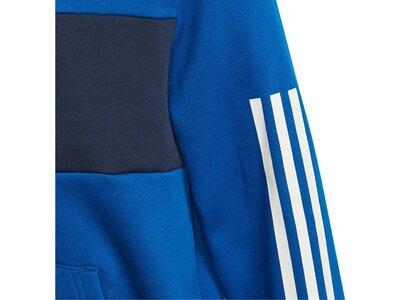 ADIDAS Jungen Sweatshirt Blau