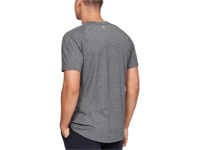 "UNDERARMOUR Herren T-Shirt ""Athlete Recovery Travel Tee"" Schwarz"