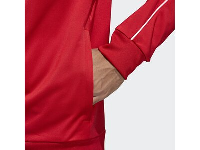 adidas Herren Core 18 Jacke Rot