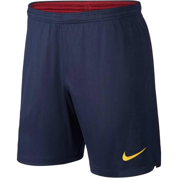 NIKE Herren Fußballshorts Breathe FC Barcelona Home Stadium | Sportbekleidung > Sporthosen > Fußballhosen | Gold | NIKE