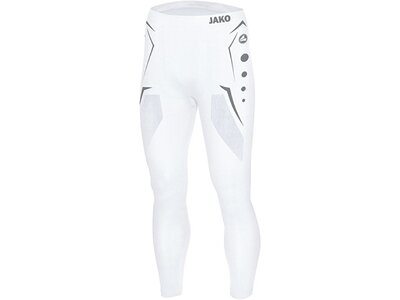 JAKO Herren Long Tight Comfort Weiß