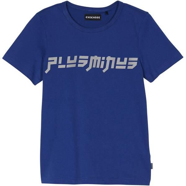CHIEMSEE T-Shirt mit Frontprint - GOTS zertifiziert
