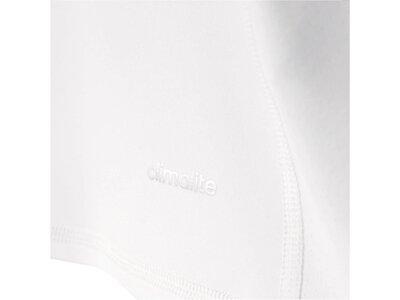 ADIDAS Herren Funktionsshirt Techfit Base Longsleeve Weiß