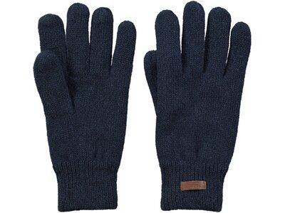BARTS Herren Handschuhe / Fingerhandschuhe Haakon Gloves Blau