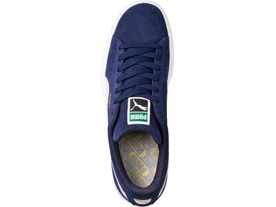 """PUMA Herren Sneaker """"Classic+ Suede"""" Blau"""
