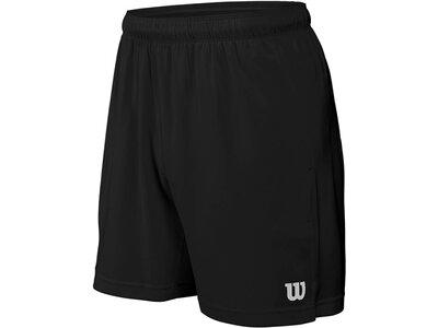 "WILSON Herren Tennisshorts ""Rush 7 Woven Short"" Schwarz"