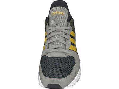"ADIDAS Kinder Sneaker ""Crazy Chaos"" Silber"