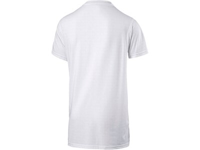 """PUMA Herren Trainingsshirt """"N.R.G. Triblend Graphic Tee"""" Weiß"""