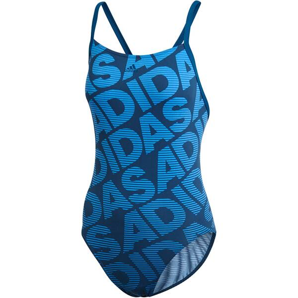 Bademode - ADIDAS Damen Badeanzug › Grau  - Onlineshop Intersport