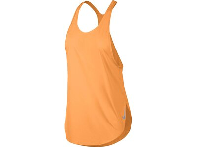 "NIKE Damen Lauf-Tanktop ""City Sleek"" Braun"