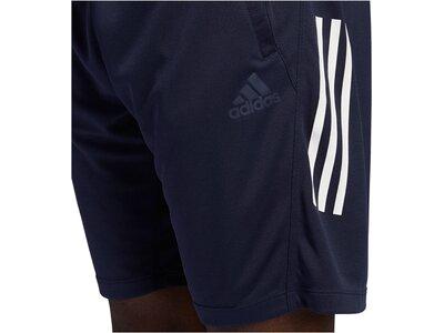 """ADIDAS Herren Fitnessshorts """"3S Knit Shorts"""" Schwarz"""
