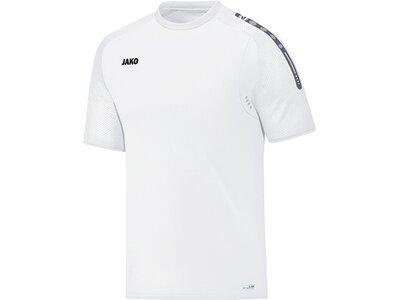JAKO Kinder T-Shirt Champ Weiß
