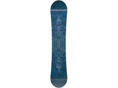 """NITRO Damen Snowboard """"Mystique `18"""" Blau"""