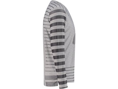 "NIKE Herren Running Shirt Langarm ""Tech Knit Cool"" Grau"