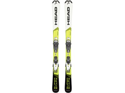 "HEAD Kinder Ski ""Supershape Team / LRX 4,5 GW"" inkl. Bindung Gelb"
