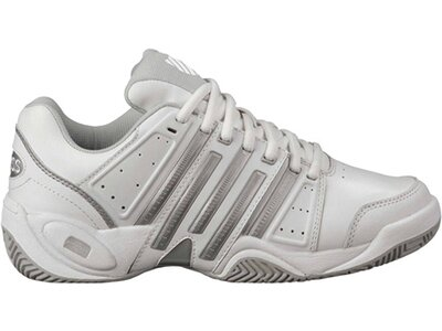 K-SWISSTENNIS Damen Tennisschuh Accomplish II Leather / Outdoor Weiß