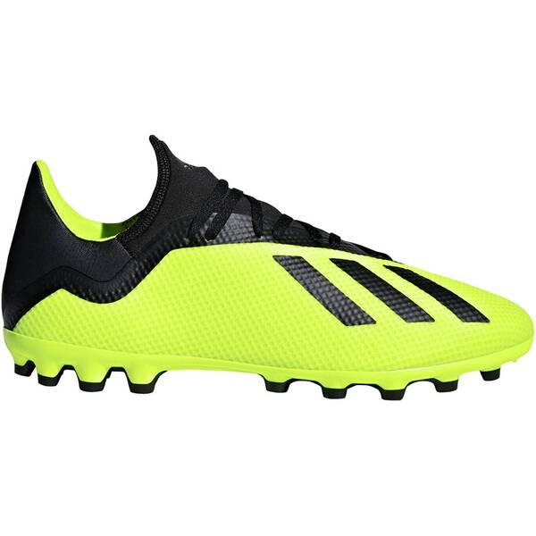 """ADIDAS Herren Fußballschuhe Kunstrasen """"X 18.3 Artificial Grass"""""""