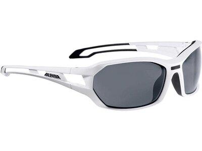 """ALPINA Herren Sonnenbrille/Sportbrille """"Berryn P"""" Grau"""