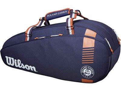 """WILSON Schlägertasche """"Roland Garros Team 6PK"""" Blau"""