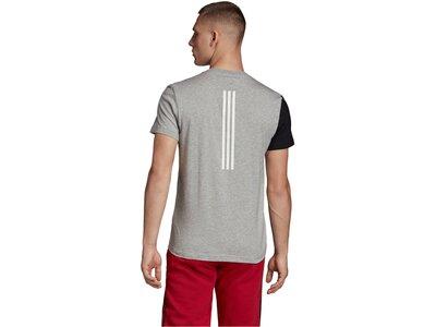 ADIDAS Herren T-Shirt Sid Tee Schwarz