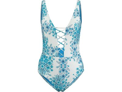 SEAFOLLY Damen Badeanzug Blau