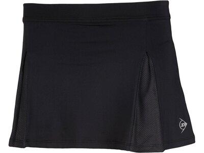 """DUNLOP Damen Tennisrock """"Womens Skirt"""" Schwarz"""