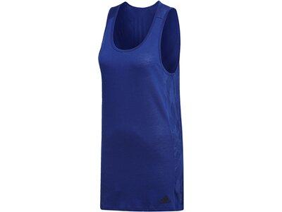 ADIDAS Damen Tanktop ID Blau