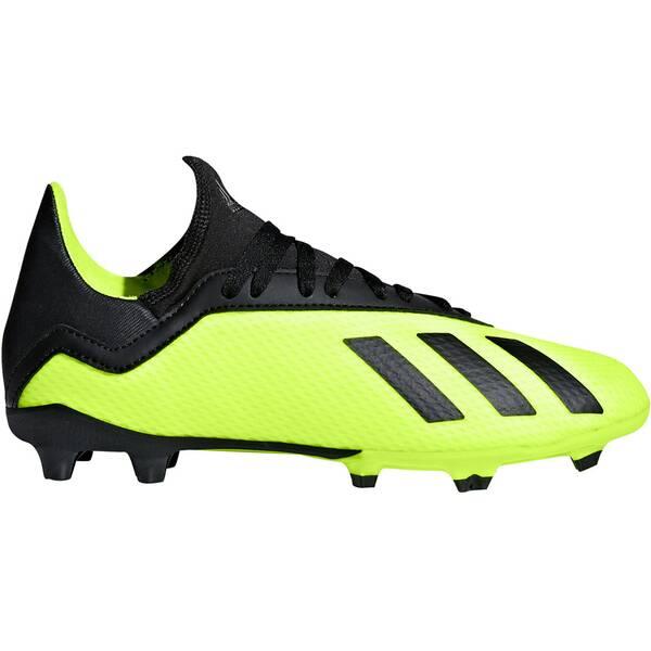 ADIDAS Jungen Fußballschuhe Rasen X 18.3 FG